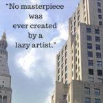 Lazy Artist (2)